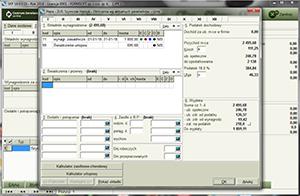 SKP moduł Płace i ZUS – zrzut ekranu